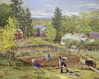 Starting the Garden by Peter Snyder - various sizes