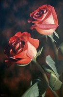 Two to Tango Fine Art Print