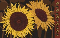 Tournesol I by Art Licensing Studio - various sizes