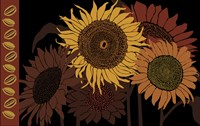 Tournesol II by Art Licensing Studio - various sizes