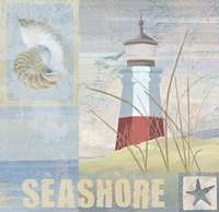 Coastal Beacon II by Art Licensing Studio - various sizes