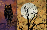 All Hallow's Eve 1I by Art Licensing Studio - various sizes