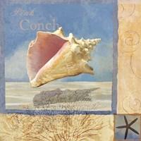 Ocean Beauties II by Art Licensing Studio - various sizes