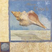 Ocean Beauties III by Art Licensing Studio - various sizes