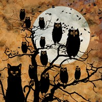 All Hallow's Eve III Fine Art Print