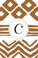 Initials Pattern C by Art Licensing Studio - various sizes