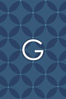 Initials Pattern G by Art Licensing Studio - various sizes