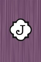 Initials Pattern J by Art Licensing Studio - various sizes