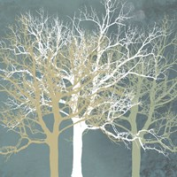 Tranquil Trees by Erin Clark - various sizes