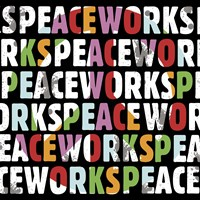 Peace Works by Erin Clark - various sizes