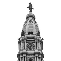 City Hall Spire I Fine Art Print