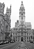 Philadelphia City Hall by Erin Clark - various sizes