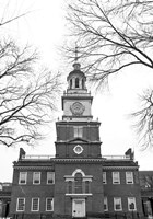Independence Hall (Center) Fine Art Print