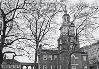 Independence Hall (Horizontal) by Erin Clark - various sizes