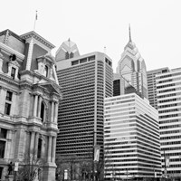 Downtown Philly Fine Art Print