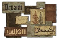Metal Sign 1 by Erin Clark - various sizes