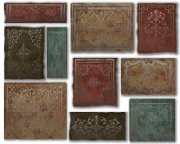 Metal Patch II by Erin Clark - various sizes
