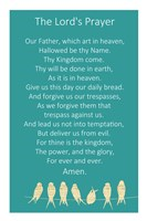 The Lord's Prayer Fine Art Print