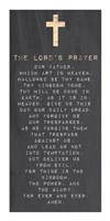 The Lord's Prayer - Chalk Fine Art Print