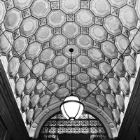 Ceiling Detail Fine Art Print