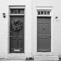 Dual Doors by Erin Clark - various sizes