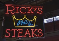 Rick's Philly Steaks by Erin Clark - various sizes