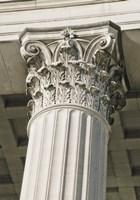 Corinthian Column II (Color) by Erin Clark - various sizes