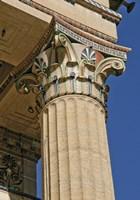 Corinthian Column III (Color) by Erin Clark - various sizes