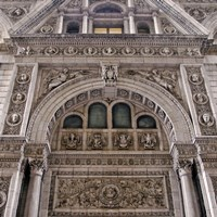 Witherspoon Building II (Color) by Erin Clark - various sizes