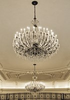 Chandeliers (Color) by Erin Clark - various sizes