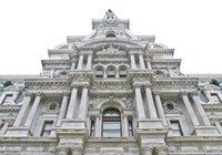 City Hall Facade (Color) by Erin Clark - various sizes