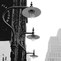 Lamps (B&W) by Erin Clark - various sizes