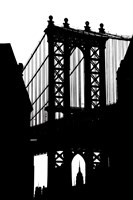 Dumbo Silhouette by Erin Clark - various sizes