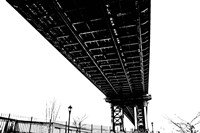 Beneath the Span Silhouette) by Erin Clark - various sizes
