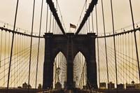Brooklyn Bridge I by Erin Clark - various sizes