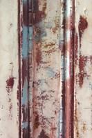 Rust Textures Fine Art Print