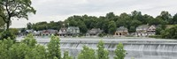 Boathouse Row Fine Art Print