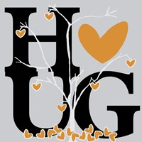 Hug (Fall) by Erin Clark - various sizes