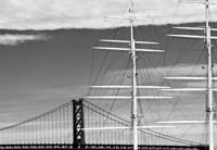 Bridge & Masts