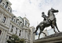 City Hall Sculpture (horse) by Erin Clark - various sizes