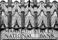 Market Street (b/w) by Erin Clark - various sizes