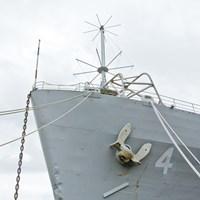 Ship Bow Fine Art Print