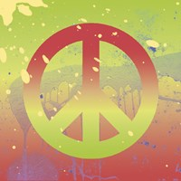 Outtasight Peace by Erin Clark - various sizes