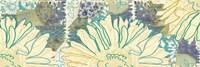 Flower Panel I by Erin Clark - various sizes - $19.49