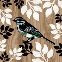 Bird Patchwork I by Erin Clark - various sizes