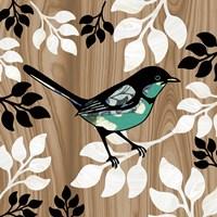 Bird Patchwork II by Erin Clark - various sizes
