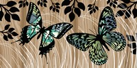Butterfly Patchwork by Erin Clark - various sizes