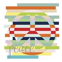 Peace Rainbow Fine Art Print