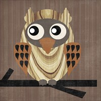 Owl 1 Fine Art Print