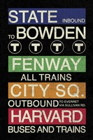 Boston by Erin Clark - various sizes - $43.99